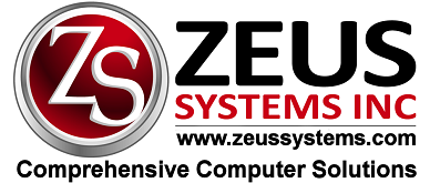 Zeus Systems Inc Logo